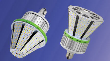 LEDtronics: LED post top lamps
