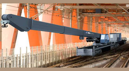 IPS Cranes: IPS Metro Crane
