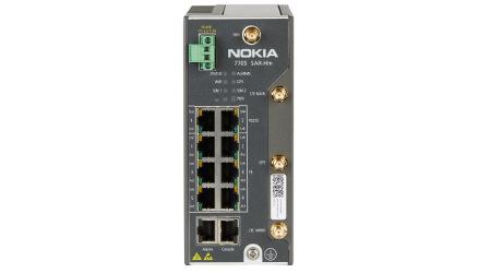 Nokia: 7705 SAR-Hm wireless router