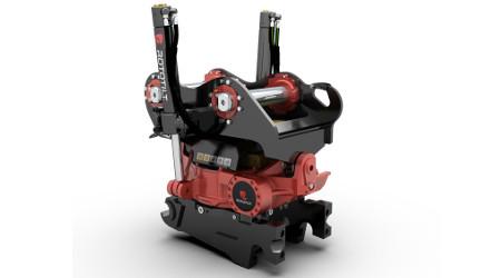 Rototilt: Tiltrotator models with enhanced control system features