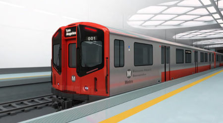 Rail Insider-L A  Metro inks pact with CRRC for up to 282 new rail