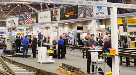 Railway Interchange 2017: Exhibition Covers All Railroad Products, Services