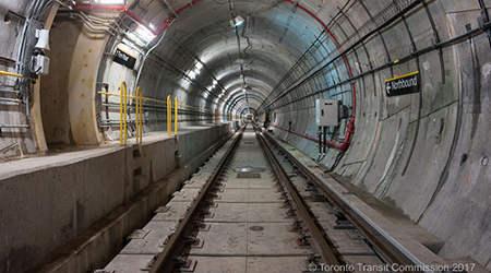 Rail Insider Ttc Powers Up Third Rail On Line 1 Subway