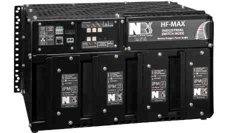 National Railway Supply: HF-Max battery charger line