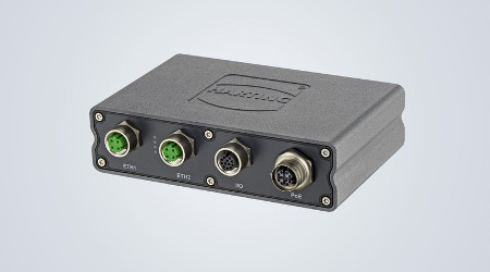 HARTING: MICA mini industrial computer with EtherCAT board