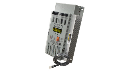 C-Can Power Systems Inc.: RLW 12/600E Signaling Chargers with Ethernet