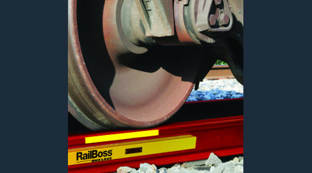 Rail Rice Lake Weighing Systems: RailBoss® rail scales