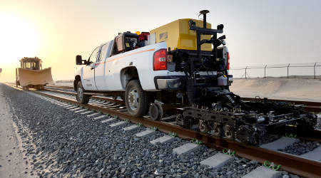 Sperry Rail: Adaptive Test System