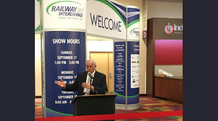 Railway Interchange 2017: Updates from the show floor