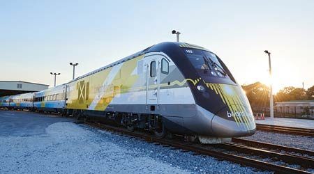 Rail Insider-Brightline - the nation's only privately owned