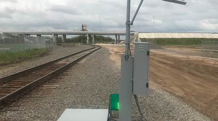 Advanced Rail Systems: Yard automation technology