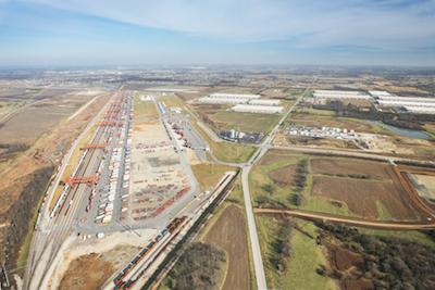 Rail Insider-Kansas logistics park offers big intermodal