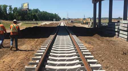 Rail Insider Transit Projects Keep Concrete And Composite