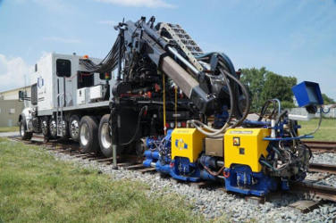 Plasser American: Track maintenance equipment
