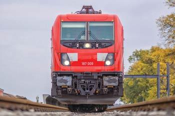 Bombardier Locomotive