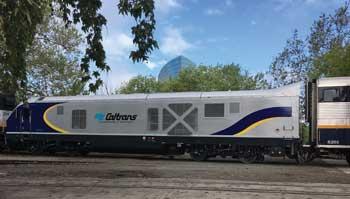 Siemens Locomotive