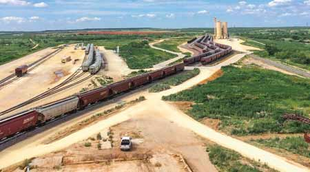 Rail Insider-Transloading provides railroads with another way to