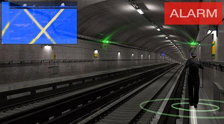 Frauscher: Surveillance via fiber optic acoustic detection