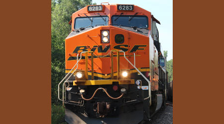 Rail News - BNSF budgets $3 3 billion for 2018 capex plan