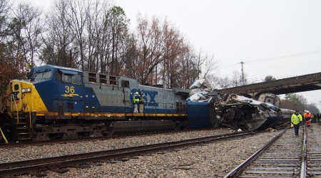 rail news ntsb releases preliminary report on fatal amtrak csx