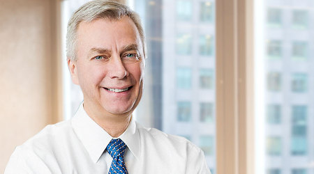 CN Rail CEO steps down, marketing chief at helm in interim