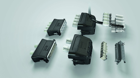 HARTING: Han® HPR connector series