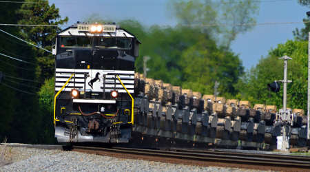 Norfolk Southern (NSC) Holdings Boosted by Whittier Trust Co