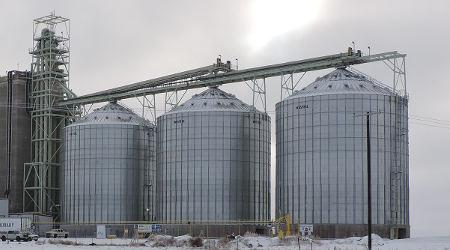 Rail News Bnsf Certifies Ceres Saskatchewan Terminal