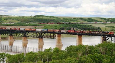 Rail News - Rail supplier news from GE, RSI Logistics, SKF and CIT