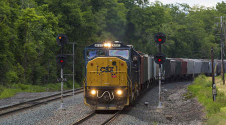 Csx Railroad News >> Rail News Nysdot Awards 19 Million To Expand Csx S Dewitt