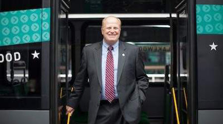 Rail News - Cleveland RTA exec Calabrese to step down sooner