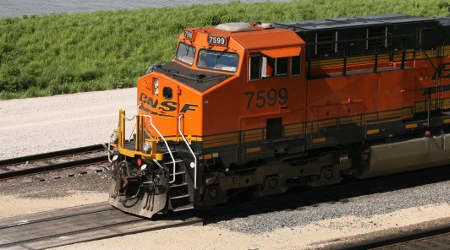 Rail News - BNSF identifies two new 'Certified Sites'  For