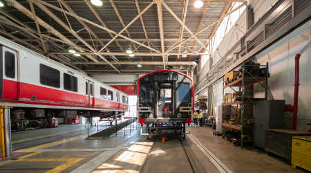 Csx Railroad News >> Rail News - MBTA inks $218 million contract for signal ...