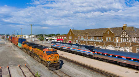 rail news udall amtrak pledged to continue southwest chief rail