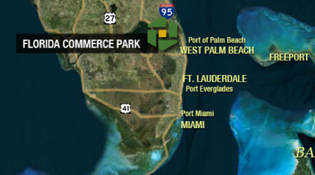 Rail News Csx Served Florida Business Park Completes First Phase