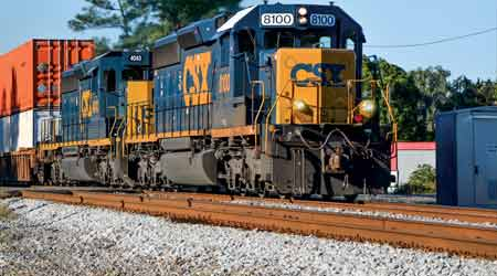 Rail Insider-James Foote keeps the changes coming at CSX