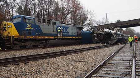 Csx Railroad News >> Rail News Fra Issues Safety Advisory For Railroads Under Signal