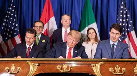 AAR, NRF call on Congress to pass new North American trade agreement