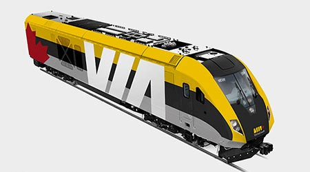 Via Rail places $989M train order with Germany's Siemens instead of Bombardier