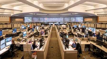 Rail Insider-Inside BNSF's modernized network nerve center