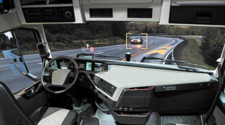 Rail insider self driving trucks will require railroads to for Self magazine customer service