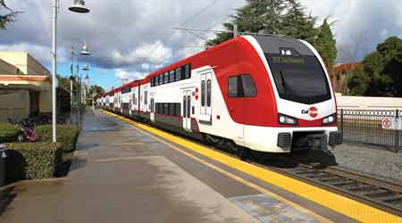 Rail Insider-Caltrain's electrification project is finally