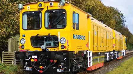 Harsco Railcar