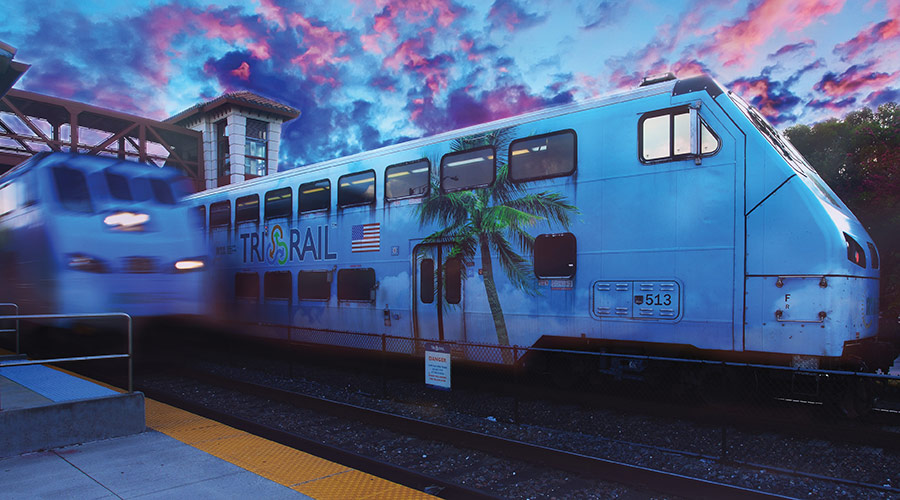 G: Coverage from 2009 - Railroad industry topic page listing