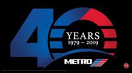 Houston Metro Marks 40th Anniversary
