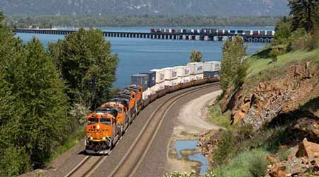 Rail News - U S  Coast Guard seeks input on BNSF's proposed bridges