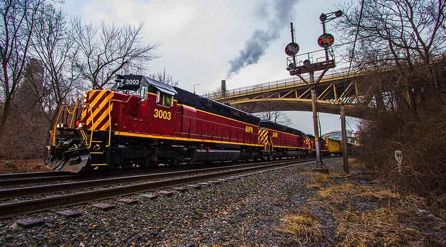Csx Railroad News >> Rail News Allegheny Valley Railroad To Acquire Portions Of Csx