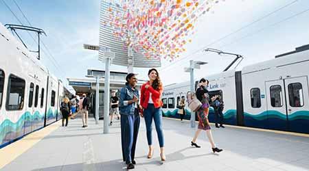 sound transit light rail schedule
