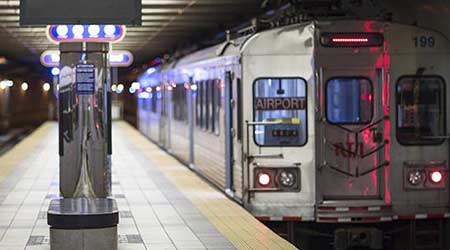 Rail News - Cleveland RTA rail fleet recommended for replacement
