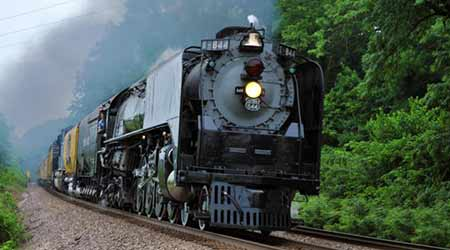 Rail News - Union Pacific to mark transcontinental railroad